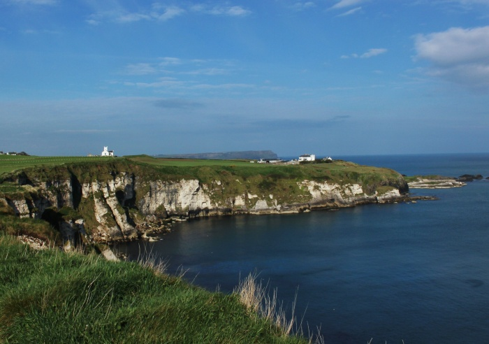 the church at Ballintoy.